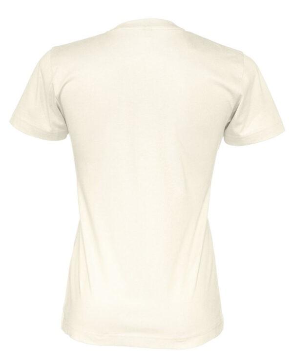 CottoVer T shirt m. rund hals 141007 LADY