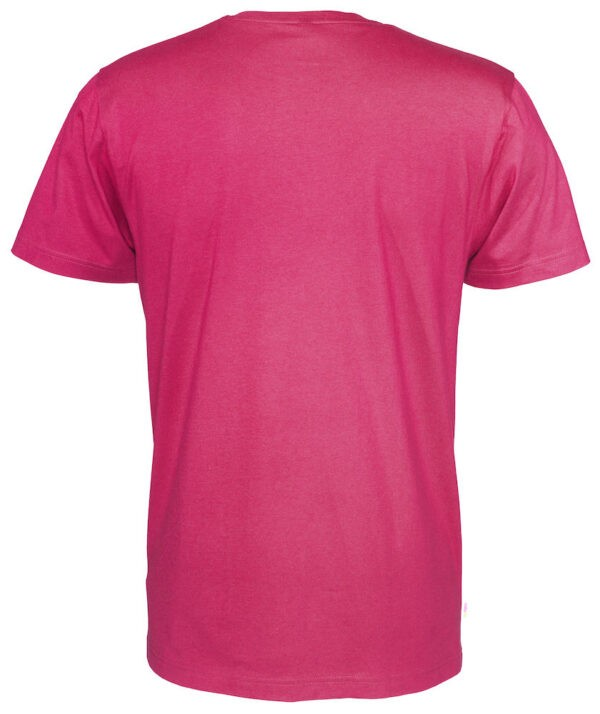 CottoVer T shirt m. rund hals 141008 MAN